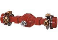Achsen-Getriebe